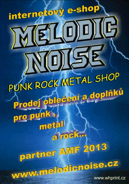 e-shop MELODIC NOISE