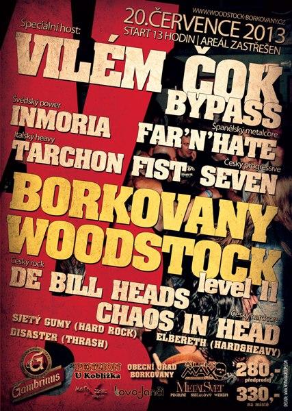 WOODSTOCK BORKOVANY